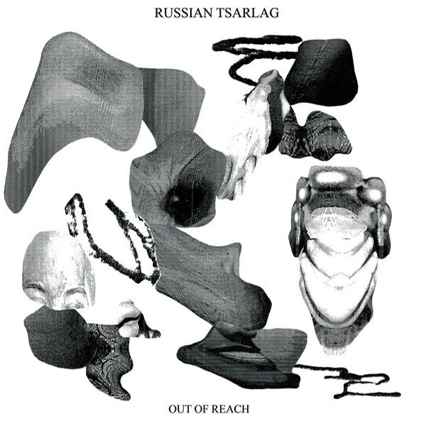 Russian Tsarlag - Out of Reach - LP - Hot Releases - HOT-51