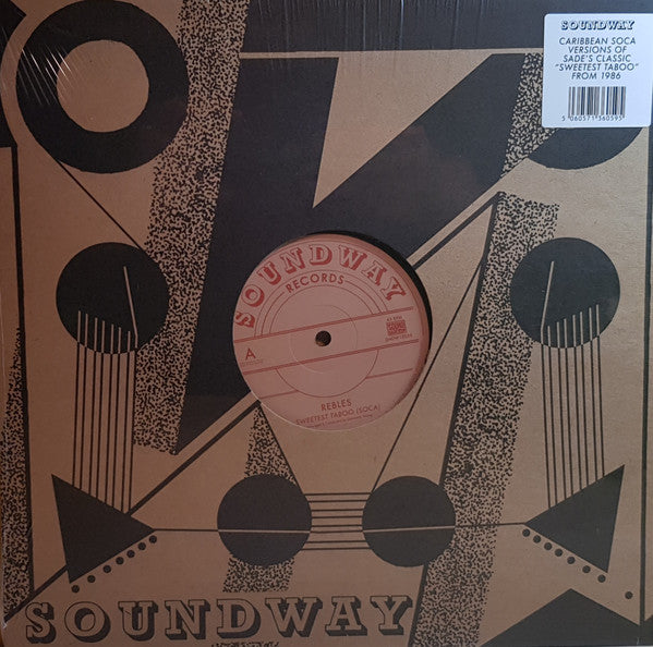 "Rebles - Sweetest Taboo - 12"" - Soundway - SNDW12036"