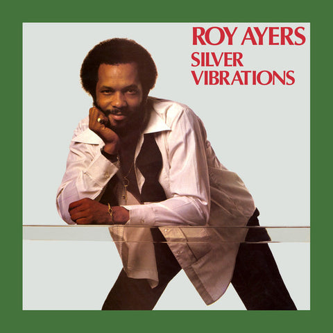 Roy Ayers - Silver Vibrations - LP - Expansion - EXLPM64