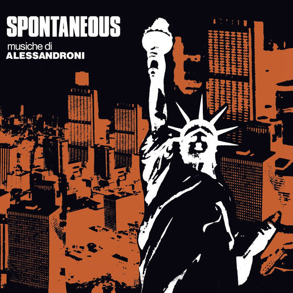 Alessandro Alessandroni - Spontaneous - LP - Four Flies Records - FLIES 41