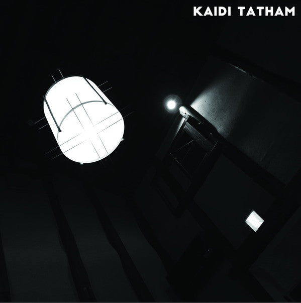 "Kaidi Tatham - You Find That I've Got It / Mjuvi - 12"" - 2000 Black - 2037BLACK"