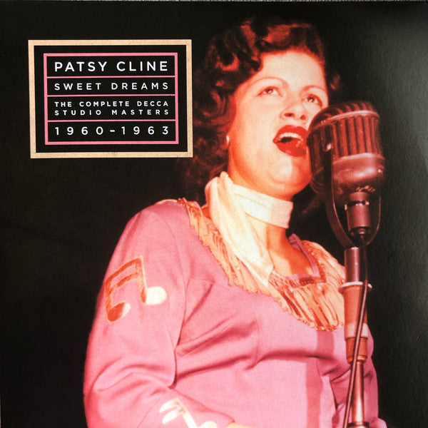 Patsy Cline - Sweet Dreams: The Complete Decca Studio Masters 1960-1963 - 3xLP - Third Man Records - TMR-516