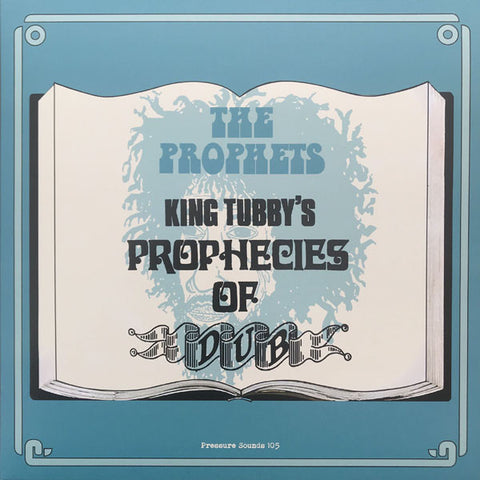 The Prophets - King Tubby's Prophecies of Dub - LP - Pressure Sounds - PSLP105