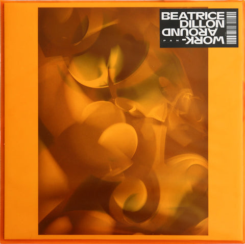 Beatrice Dillon - Workaround - LP - Pan - PAN106