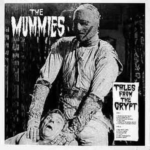 The Mummies - Tales From the Crypt - LP - RE-1