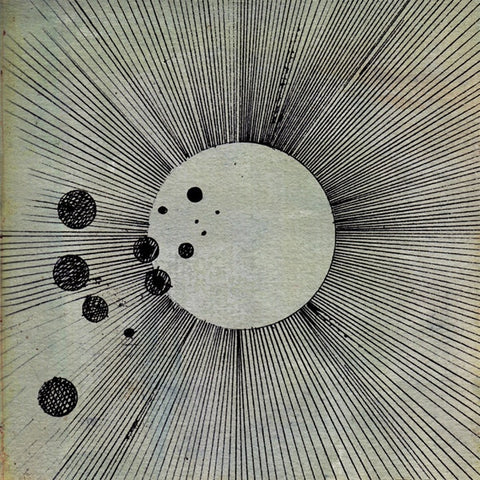 Flying Lotus - Cosmogramma - 2xLP - Warp Records - WARPLP195