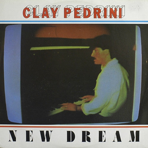 "Clay Pedrini - New Dream - 12"" - Dark Entries - DE-094"