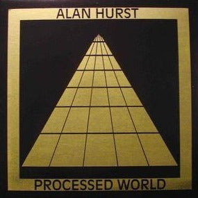Alan Hurst - Processed World - LP - Frequenc - Frequenc-12
