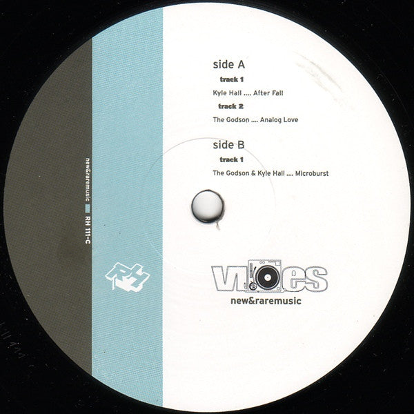 "Rick Wilhite - Vibes New & Rare Music Part C - 12"" - Rush Hour - RH 111C"