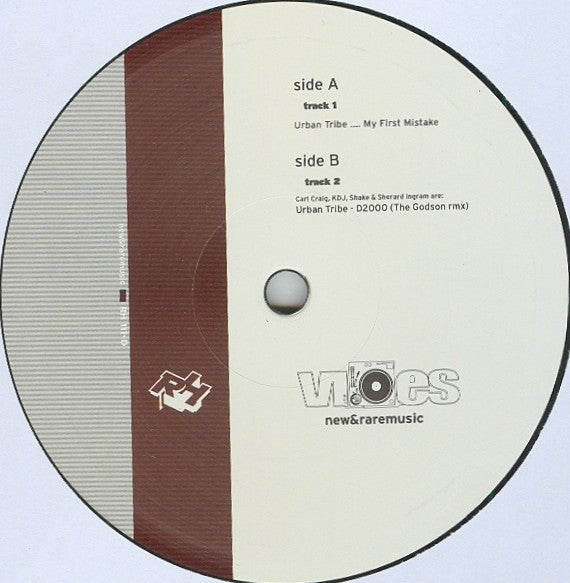 "Rick Wilhite - Vibes New & Rare Music Part D - 12"" - Rush Hour - RH 111D"