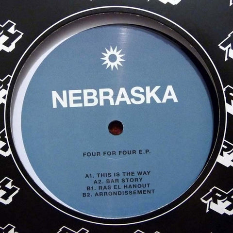 "Nebraska - Four For Four - 12"" - Rush Hour - RH-N4"