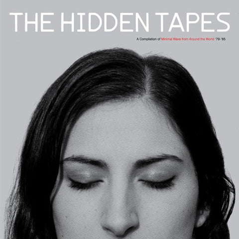 VA - The Hidden Tapes - LP - Minimal Wave - MW030