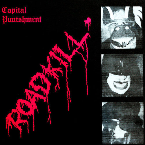 Capital Punishment - Roadkill - LP - Captured Tracks - CT-277