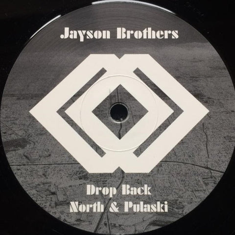 "Jayson Brothers / Creative Swing Alliance / Pablo Valentino - 12"" - MCDE 1209"