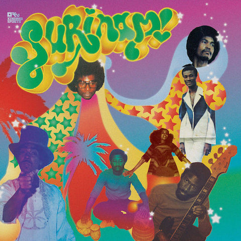 VA - Surinam! Boogie & Disco Funk From the Surinamese Dance Floors 76' - 83' - 2LP - Kindred Spirits - KSDF02LP