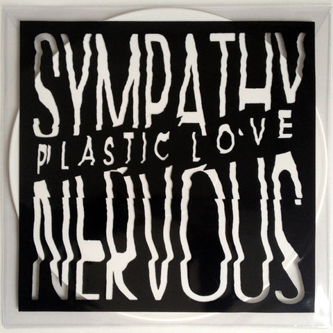 Sympathy Nervous - Plastic Love - LP - Minimal Wave - MW039