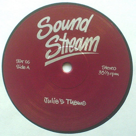 "Sound Stream - Julie's Theme - 12"" - Sound Stream - SST 06"