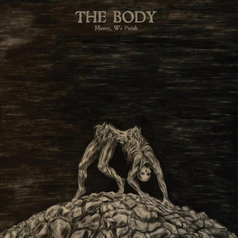 "The Body - Master, We Perish - 12"" - At a Loss Recordings - AAL-043LP"