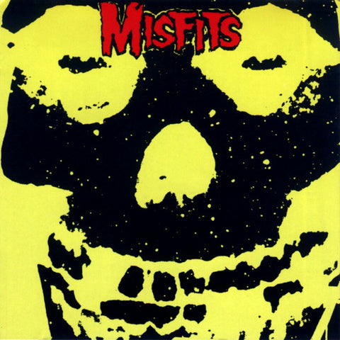 Misfits - LP - Plan 9 / Caroline Records - PL9-09