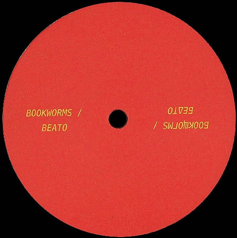 "Bookworms / Beato - 12"" - Russian Torrent Versions - CCCP 03"