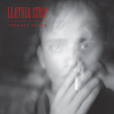 Laether Strip - Teenage Demos - LP - Dark Entries - DE-050