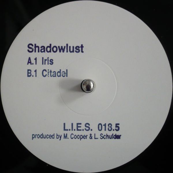 "Shadowlust - 12"" - LIES 018.5"