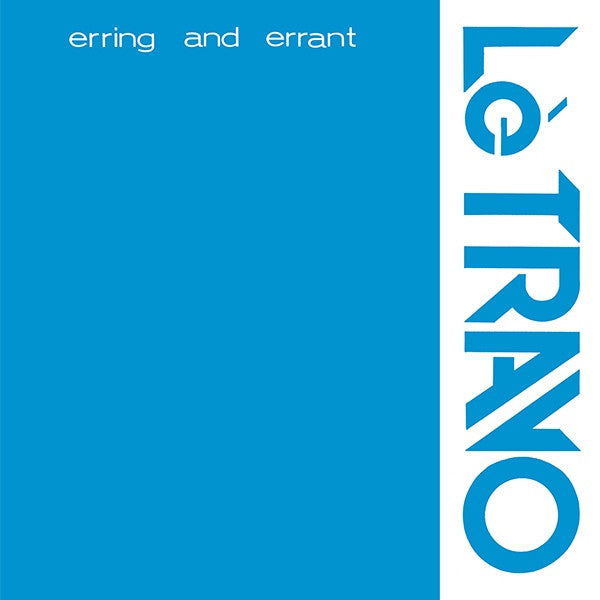 Le Travo - Erring and Errant - LP - Dark Entries - DE-056