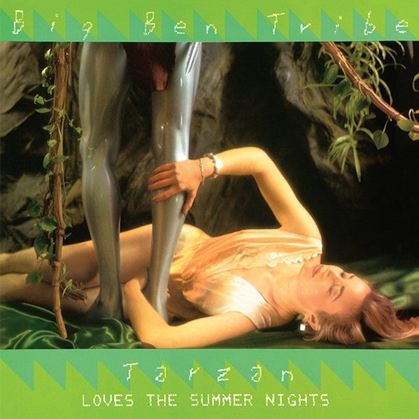 "Big Ben Tribe - Tarzan Loves the Summer Nights - 12"" - Dark Entries - DE-057"