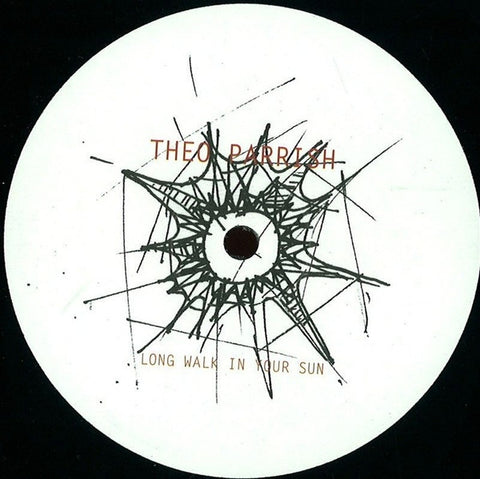 "Theo Parrish - Long Walk In Your Sun - 12"" -  Sound Signature - SS050"