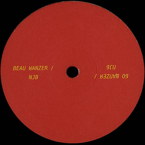 "Beau Wanzer / NJB - 12"" - Russian Torrent Versions - CCCP 05"