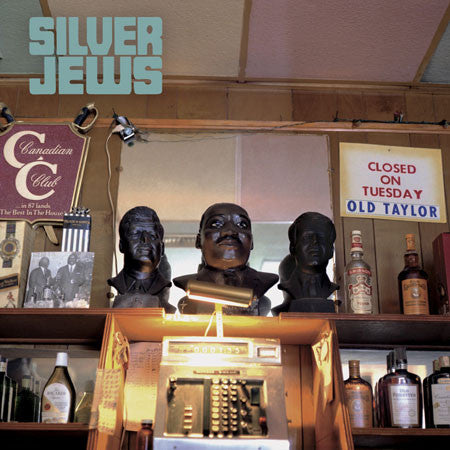 Silver Jews - Tanglewood Numbers - LP - Drag City - DC297