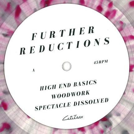 "Further Reductions - Woodwork - 12"" -  Cititrax - CITI013"