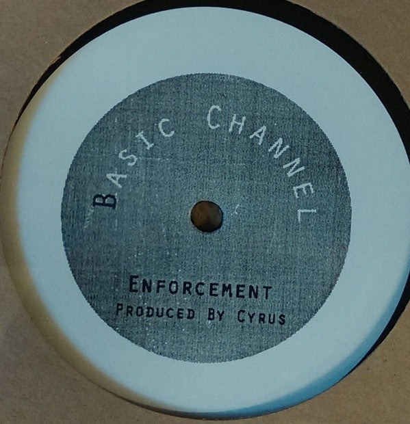 "Cyrus - Enforcement - 12"" - Basic Channel - BC 01"