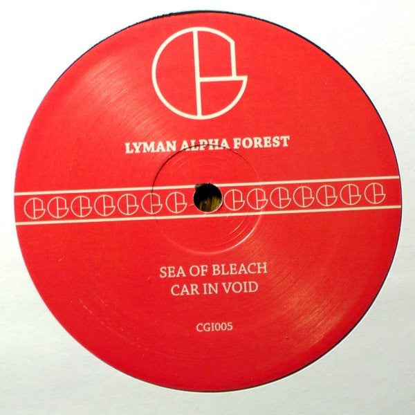 "Lyman-Alpha Forest / Afterburner - 12"" - CGI Records - CGI-005"