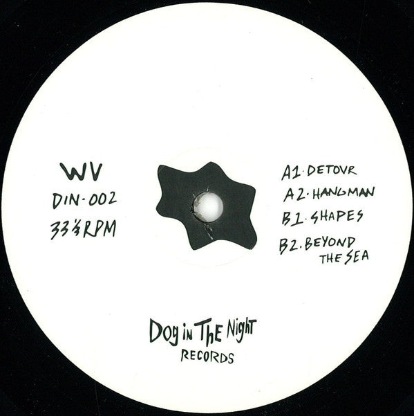 "WV (White Visitation) - WV - 12"" - Dog in the Night - DIN-02"