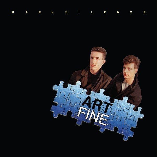 "Art Fine - Dark Silence - 12"" - Dark Entries - DE-065"