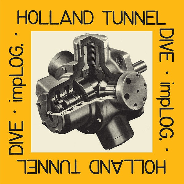 "ImpLOG - Holland Tunnel Drive - 12"" - Dark Entries - DE-074"