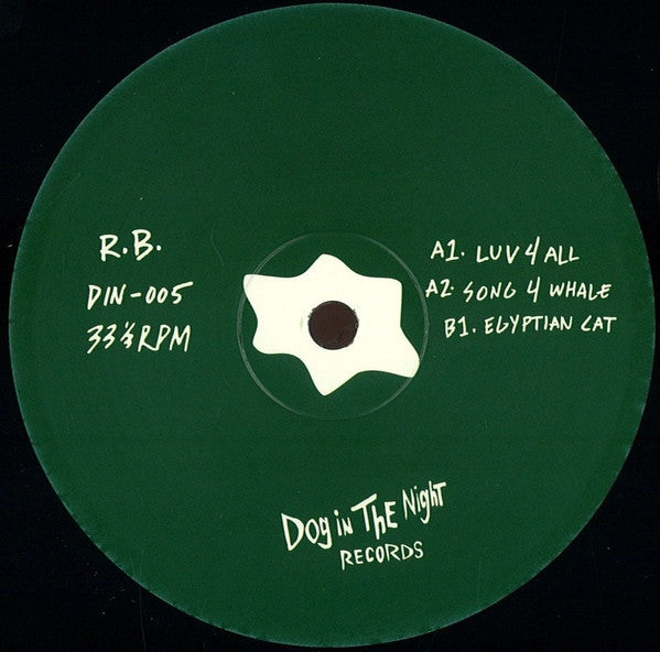 "R.B. - 12"" - Dog in the Night - DIN-05"