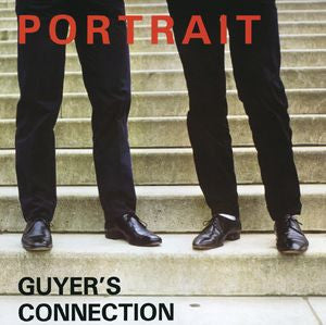 Guyer's Connection - Portrait - LP - Minimal Wave - MW056