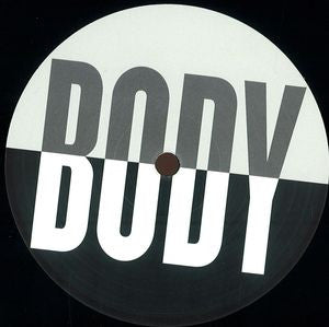"Harry Bennett - Body Remixes 12"" - CCC Recordings - CCC014"