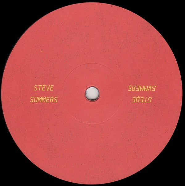 "Steve Summers - 12"" - Russian Torrent Versions - CCCP 13"