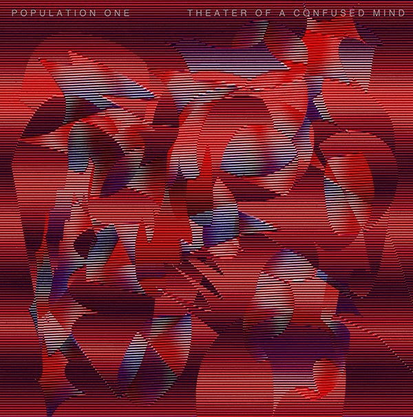 Population One - Theater of a Confused Mind - 2xLP - Rush Hour - RHM013LP