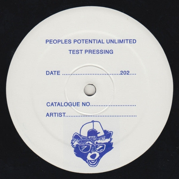 "Beautiful Swimmers - Sleepyhead - 12"" - Peoples Potential Unlimited - PPU-066"