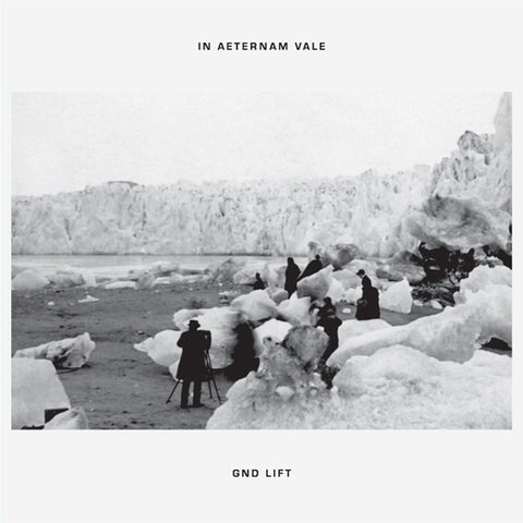 "In Aeternam Vale - Gnd Lift - 12"" - Minimal Wave - MW057"