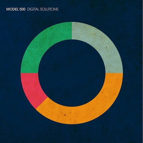 Model 500 - Digital Solutions - 2xLP - Metroplex - MLP 2