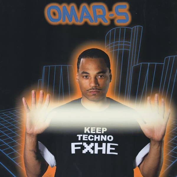 "Omar-S - I Wanna Know - 12"" - FXHE - AOS-928"