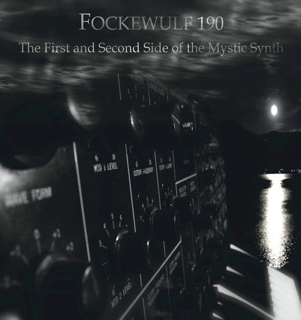 Fockewulf 190 - The First and Second Side of the Mystic Synth - 2xLP - Pripuzzi - PPRIP04