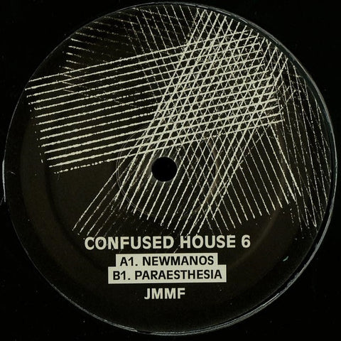 "JMMF - Newmanons / Paraesthesia - 12"" - Confused House - CH006"
