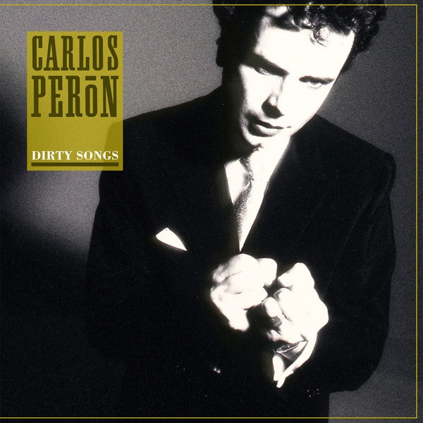 "Carlos Peron - Dirty Songs EP - 12"" - Dark Entries - DE-092"