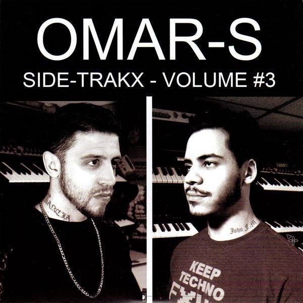"Omar-S - Side Trakx vol#3 - 7"" - FXHE - AOS(310)"